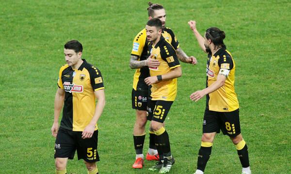 ΑΕΚ-Παναιτωλικός 1-0: Τα highlights από την «κιτρινόμαυρη» νίκη (photos+video)