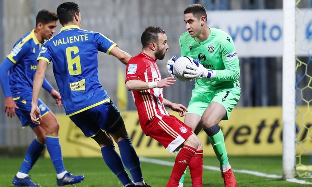 Αστέρας Τρίπολης-Ολυμπιακός: Απρόοπτο με... γαλλικά για Παπαδόπουλο, γκολ ο Σεμέδο