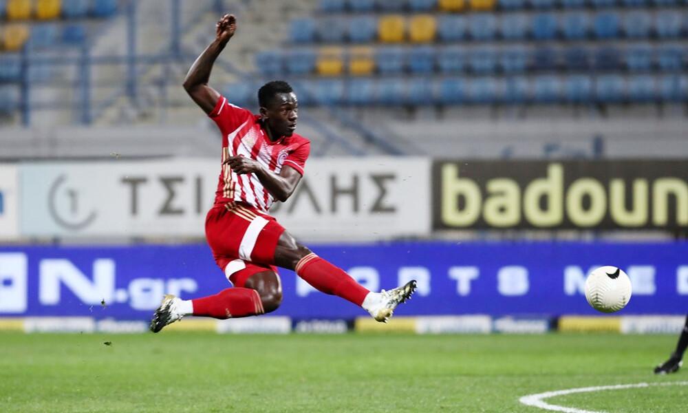 Αστέρας Τρίπολης-Ολυμπιακός: Τρομερή γκολάρα Καμαρά και «ερυθρόλευκο» 2-0 (photos+video)