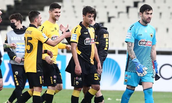 ΑΕΚ: Δεν δέχτηκε γκολ μετά από 73 ημέρες - Φλέρταρε με ρεκόρ της σεζόν του υποβιβασμού