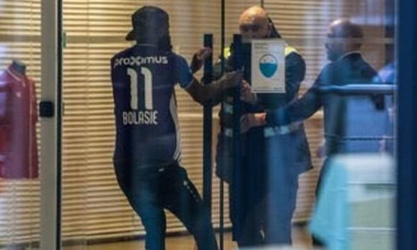 Παναθηναϊκός: «Βράζουν» συμπαίκτες και οπαδοί της Αντβέρπ με τον Λαμκέλ Ζε! (photos)