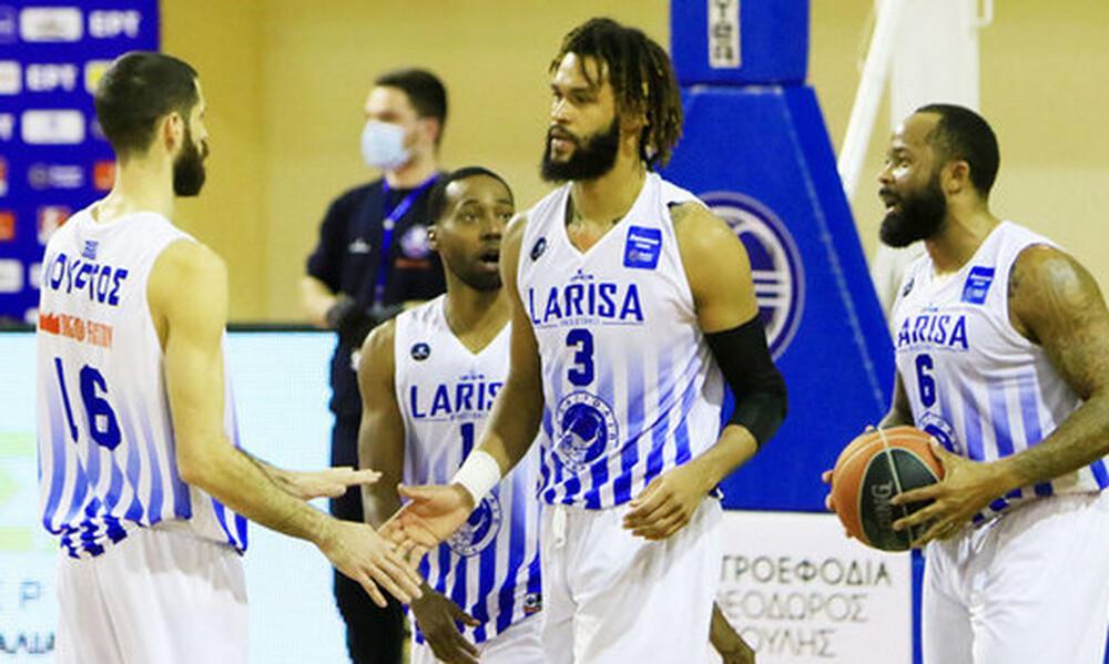 Basket League: Το ρεκόρ της Λάρισας