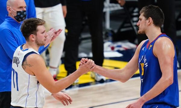 NBA: Πήρε τη μάχη με Γιόκιτς ο Ντόντσιτς - Μεγάλη νίκη για Σπερς (photos+video)