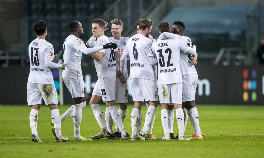 Bundesliga: Θρίαμβος με… ανατροπάρα για Γκλάντμπαχ κόντρα στη Μπάγερν! (Videos+Photos)