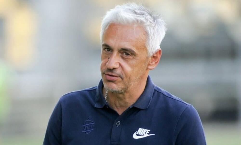 Χαραλαμπίδης: «Επίσημοι αγώνες μετά από 10 μήνες. Σαν ψέμα…»