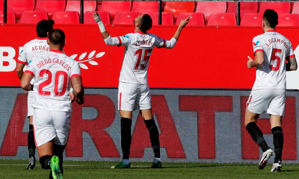 La Liga: Σόου Εν-Νεσίρι και νίκη της Σεβίλλης επί της Σοσιεδάδ! (Video+Photos)
