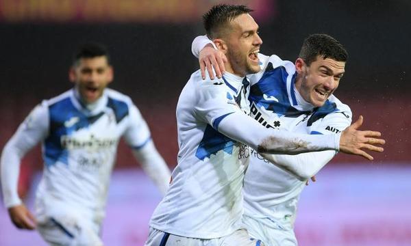 Serie A: Η Αταλάντα είναι εδώ! (Video+Photos)