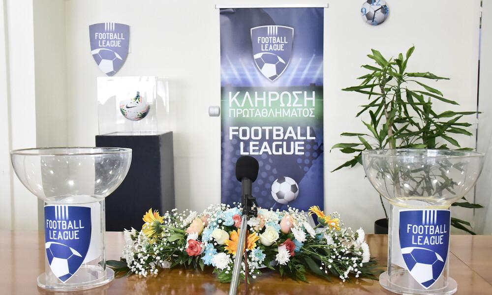 Football League: Τηλεδιάσκεψη με φόντο την επανέναρξη