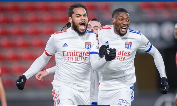 Ligue1: Λιοντάρι η Λιόν παρέμεινε στην κορυφή, ακολουθούν Παρί και Λιλ! (photos)