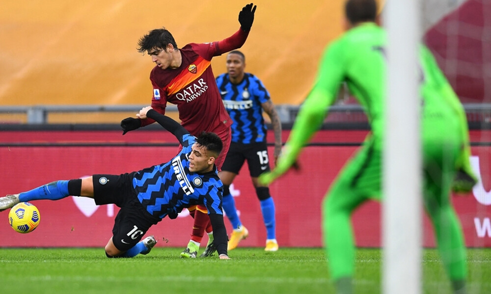 Serie A: Ματσάρα στη Ρώμη, κακή ισοπαλία για Ρόμα και Ίντερ! (Videos+Photos)