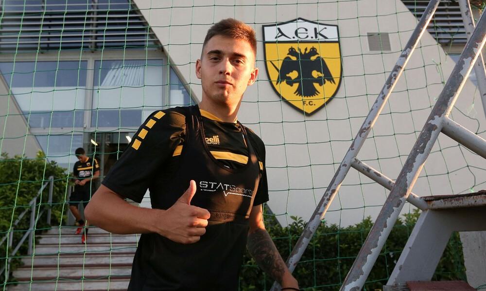ΑΕΚ: Δανεικός ο Καρακλάγιτς