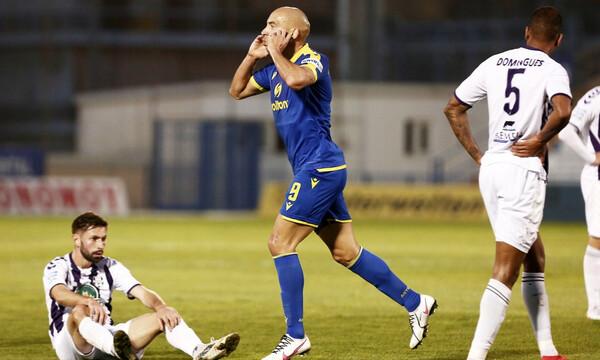 Απόλλων Σμύρνης-Αστέρας Τρίπολης 0-1: Διπλό με υπογραφή Μπαράλες (photos)