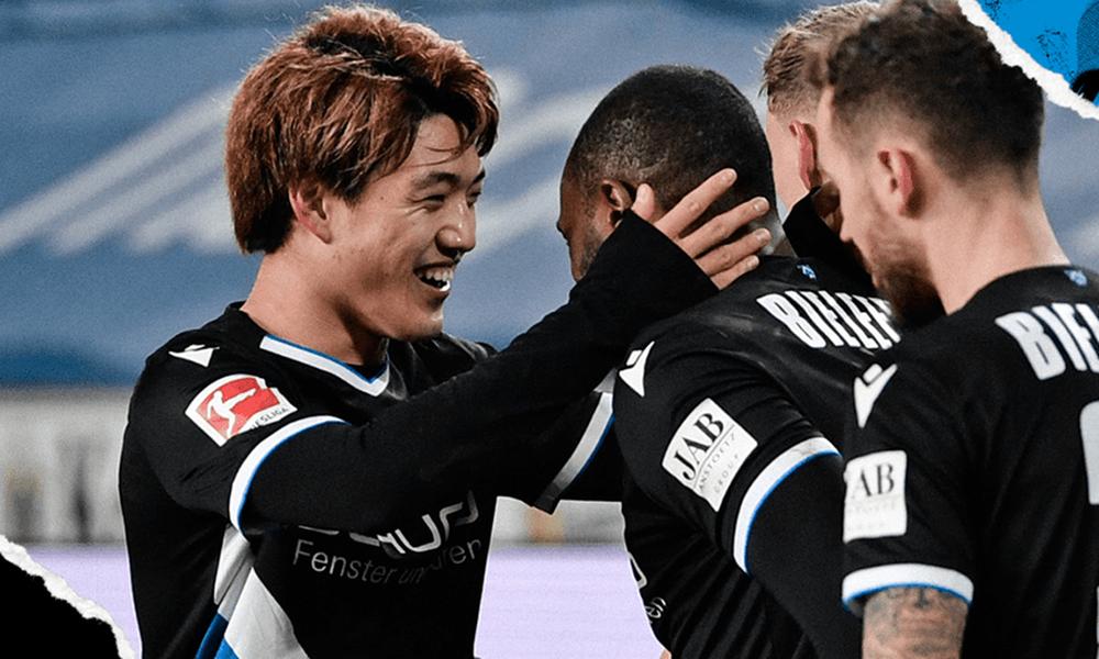 Bundesliga: Νίκη ανάσα για την Αρμίνια Μπίλεφελντ (video)