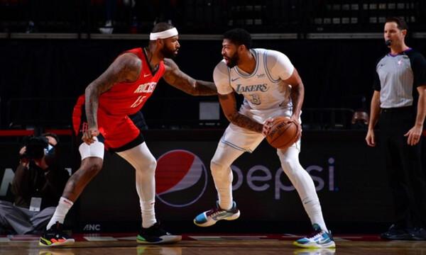 NBA: Επιβλητικό πέρασμα για Λέικερς (video)