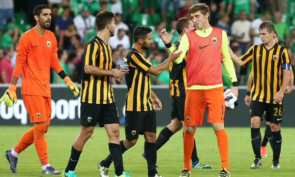Παναιτωλικός: Κλείνει το super deal με πρώην παίκτη της ΑΕΚ (photos)