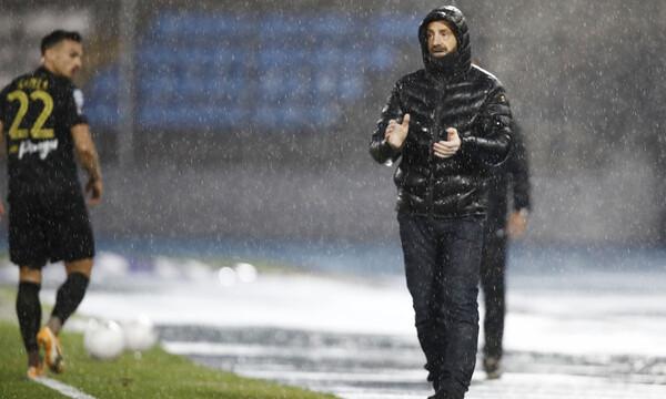Μάντζιος: «Δεν γινόταν να παίξεις ποδόσφαιρο» (photos)