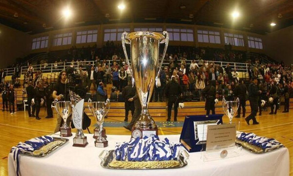 ΕΠΙΣΗΜΟ: Final-4 στο Κύπελλο Ελλάδας