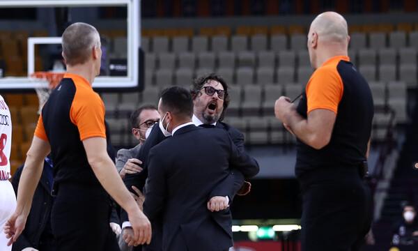 Euroleague: Πρόστιμο στον Τρινκιέρι (photos)