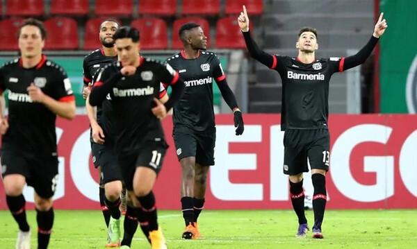 Κύπελλο Γερμανίας: Με ανατροπή-ξέσπασμα στους «16» η Λεβερκούζεν
