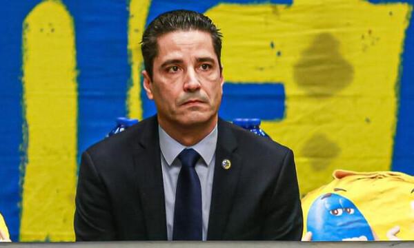 Σφαιρόπουλος: «Το πρόβλημα θα το αναλύσω με τους παίκτες, όχι με τους δημοσιογράφους»