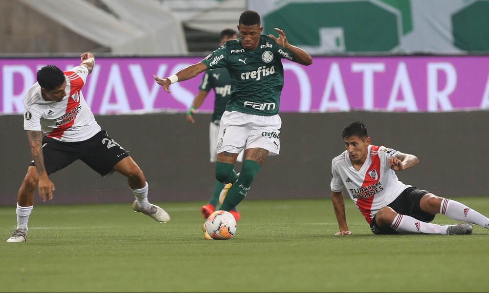 Copa Libertadores: Στον τελικό με… άγχος η Παλμέιρας (photos+video)