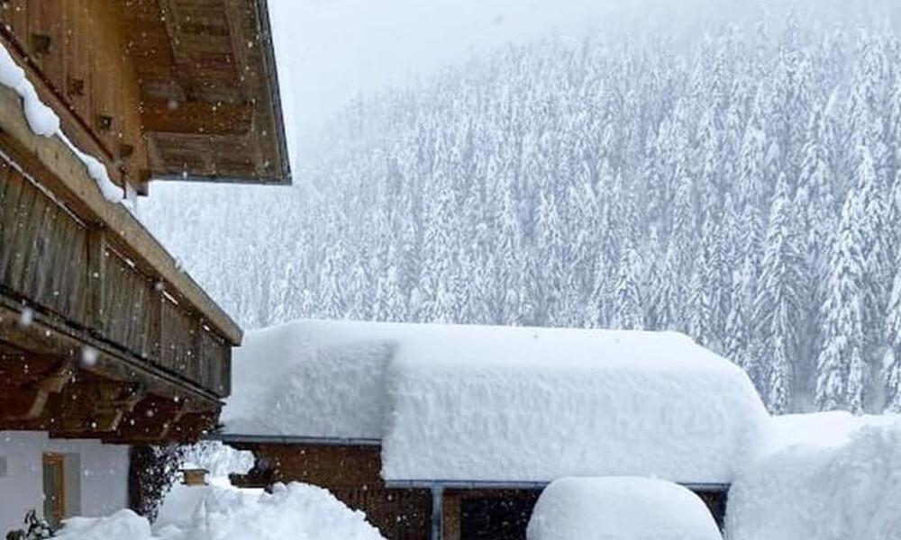 Καιρός: Πού θα χιονίσει Τετάρτη έως Παρασκευή; Κρατάει... δυνάμεις για το Σ/Κ ο Αρνιακός