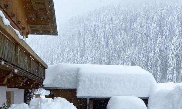 Καιρός – «Λέανδρος»: Ισχυρό ψύχος και χιονοπτώσεις από την Πέμπτη 14 Ιανουαρίου (photos)