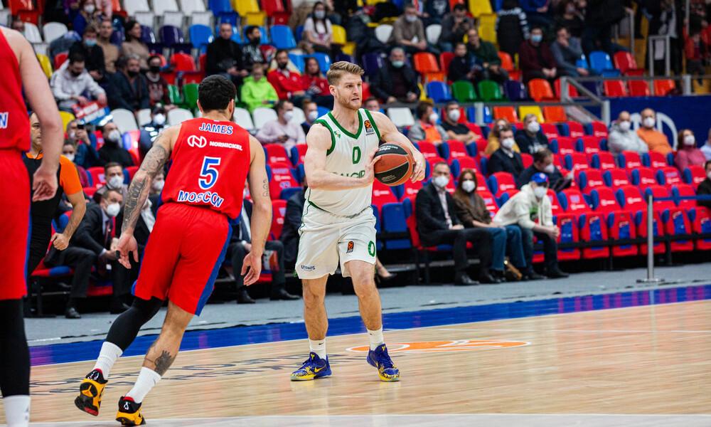 ΤΣΣΚΑ Μόσχας - Ζαλγκίρις Κάουνας 83-73: Ζορίστηκε αλλά νίκησε (video+photos)