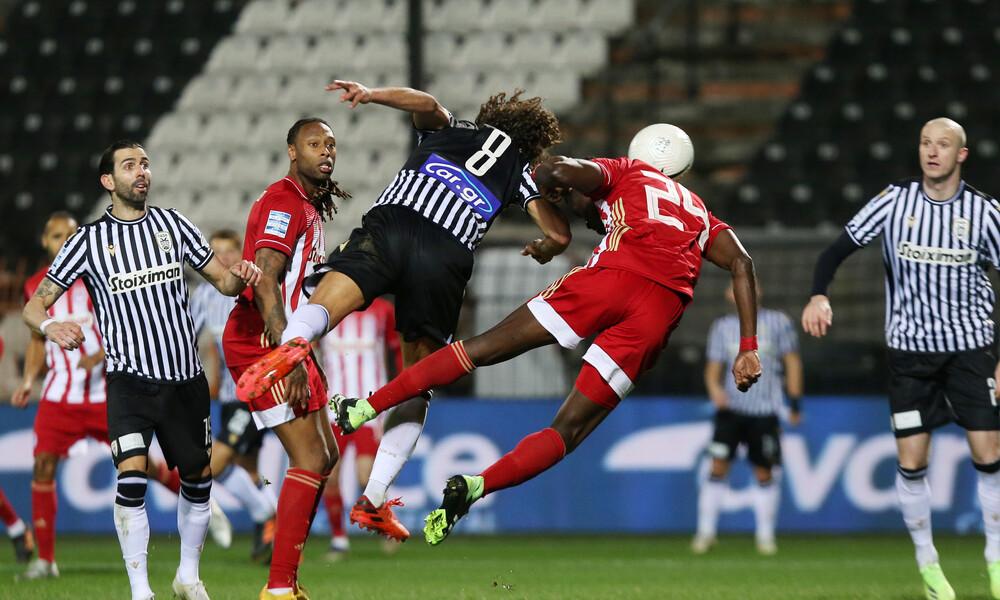 ΠΑΟΚ-Ολυμπιακός 1-1: Μοιρασιά… με δώρα από Σα και Πασχαλάκη (photos+videos)