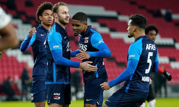 Eredivisie: Η Αλκμάαρ ταπείνωσε την αντίπαλο του Ολυμπιακού! (video+photos)