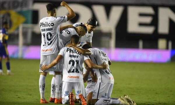 Κόπα Λιμπερταδόρες: Θρίαμβος Σάντος, Βραζιλιάνικος «εμφύλιος» στον τελικό!