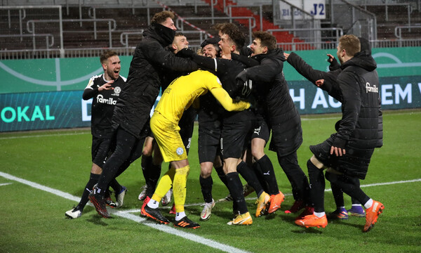 Κύπελλο Γερμανίας: Ο Σερραίος άσος που ταπείνωσε την παρέα του Λεβαντόφσκι! (videos+photos)