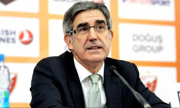 Μπερτομέου: Καμία κόντρα με τη FIBA