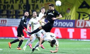 Αρης - ΑΕΚ: «Φωτιά» στο ματς με διαμαρτυρία για πέναλτι και ευκαιρία για γκολ (video+photos)