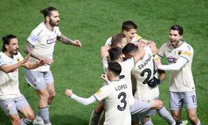 Super League: Η βαθμολογία μετά το εξ αναβολής Άρης-ΑΕΚ