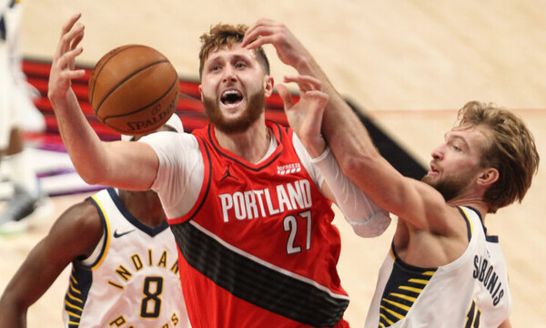 NBA: Άτυχος ξανά ο Νούρκιτς (photos+video)