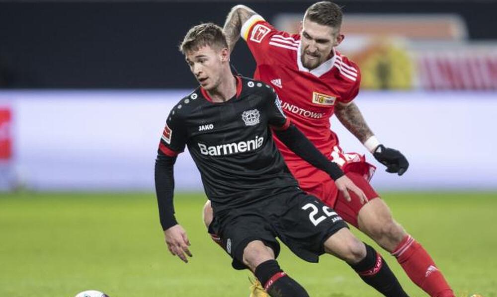 Bundesliga: Ουνιόν Βερολίνου για Champions League, «λύγισε» την Λεβερκούζεν