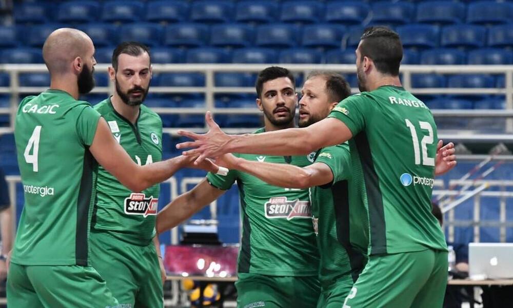 Volley League: Στη μάχη και ο Παναθηναϊκός