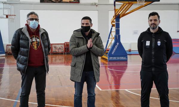 Ταε κβο ντο: Επίσκεψη Θωμαΐδη, Φυσεντζίδη στην προετοιμασία της Προολυμπιακής ομάδας