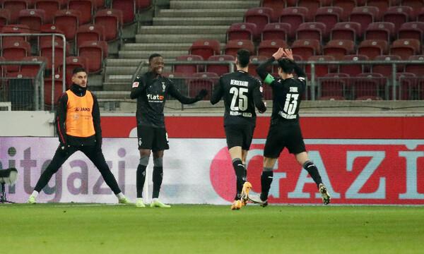 Bundesliga: Ματσάρα και ισόπαλο το θρίλερ Στουτγκάρδη-Γκλάντμπαχ! (video+photos)