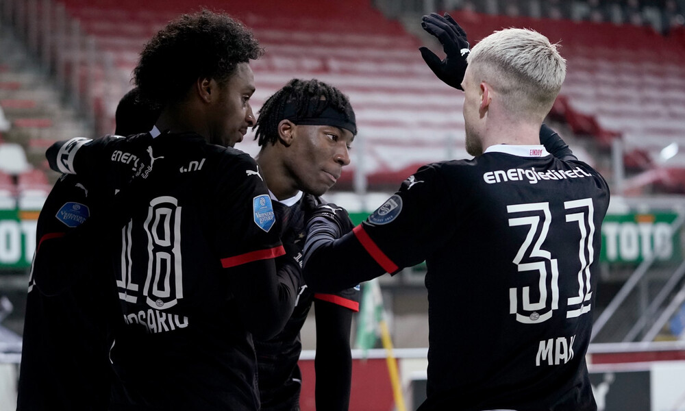 Eredivisie: Πεντάρα για την αντίπαλο του Ολυμπιακού! (video+photos)