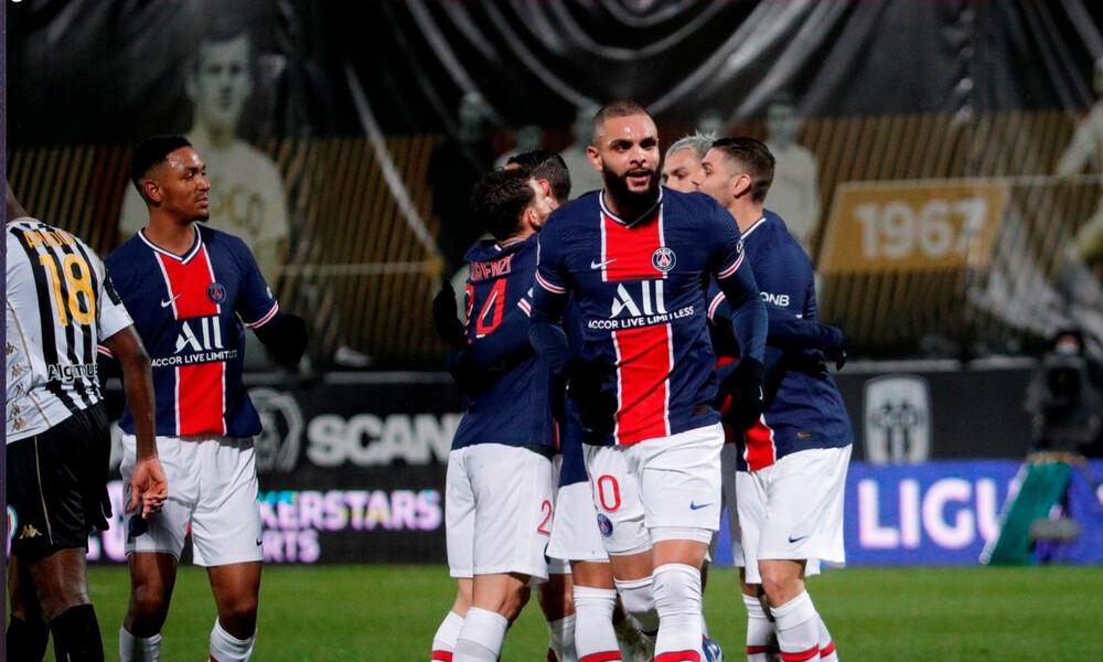 Ligue 1: Δυσκολεύτηκε αλλά νίκησε η Παρί (video)