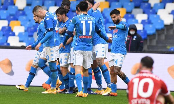 Serie A: Η Νάπολι… σκόρπισε με μισή ντουζίνα γκολ τη Φιορεντίνα! (Videos+Photos)