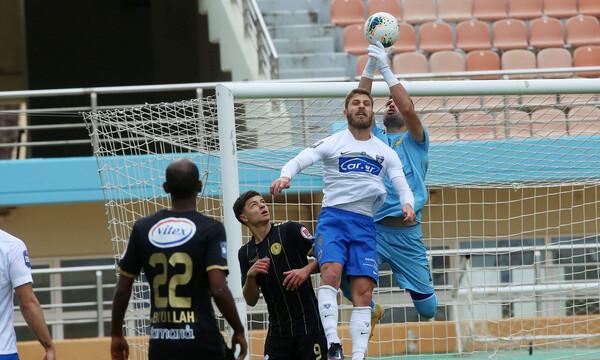 Super League 2: Ματσάρες σε Λάρισα, Παγκρήτιο