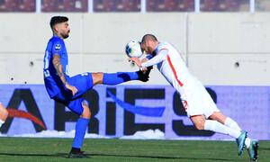 Απόλλων Λάρισας-Ξάνθη 1-1: Τα στιγμιότυπα του θρίλερ στο AEL FC Arena (video)