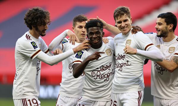 Ligue1: Επιβλητική η Μπορντό, διέλυσε τη Νις (video+photos)