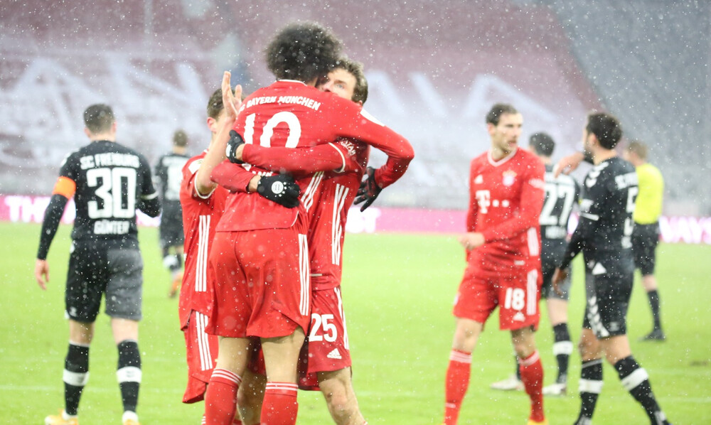 Bundesliga: Λύτρωση με Μίλερ για την Μπάγερν - Ρεκόρ από Λεβαντόφσκι