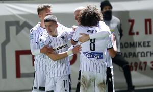 ΟΦΗ-ΠΑΟΚ 0-3: «Τρίποντο» ξέσπασμα στο «Γεντί Κουλέ» (videos+photos)