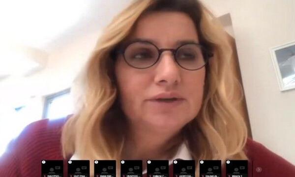 Σοφία Μπεκατώρου: Αυτό είναι το ανατριχιαστικό βίντεο με την καταγγελία