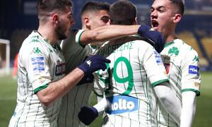 Άρης - Παναθηναϊκός 0-1: Τα highlights της «πράσινης» νίκης (video+photos)
